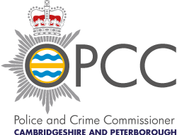 Police & Crime Commissioner for Cambridgeshire logo